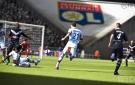 FIFA 13 Bastos tackle clear the ball