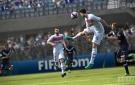FIFA 13 Gameiro header pass