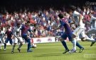FIFA 13 Fabregas passes the ball