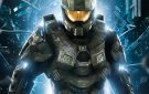 Halo 4 - Master Chief blue backdrop