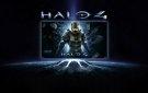 Halo 4 - Master Chief blue backdrop