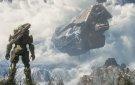 Halo 4 - Master Chief Spartan - UNSC ship crashing