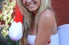 Jessica Nigri Zangoose costume 05