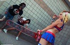 Jessica Nigri Lollipop Chainsaw Cosplay 04
