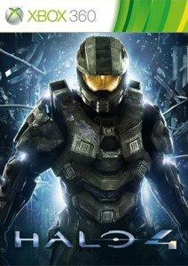 Halo 4 box cover xbox 360