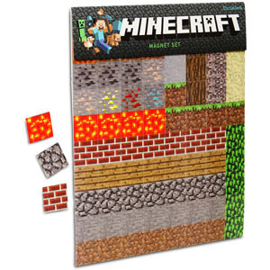 Minecraft Sheet Magnets