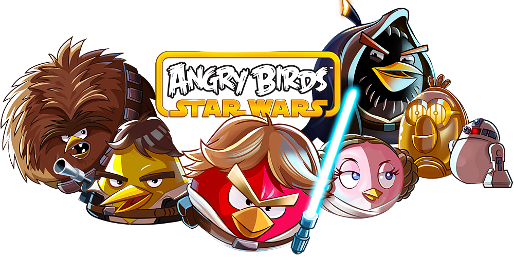 Angry Birds Star Wars Main Image