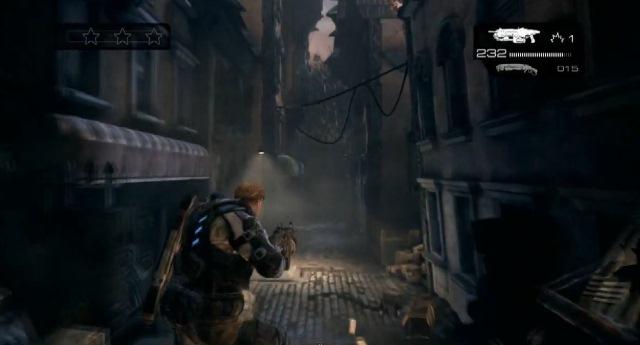 Gears of War Judgment gameplay screenshot