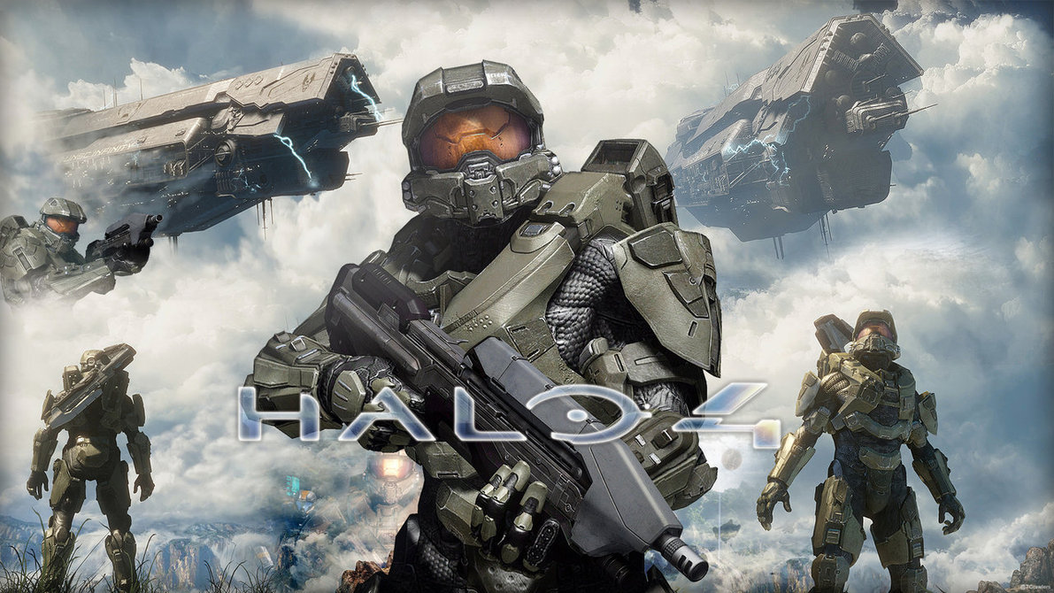 Halo 4 wallpapers sd hd gaming now - Halo 4 photos ...