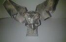 Majora's Mask Owl Save Stone Statue