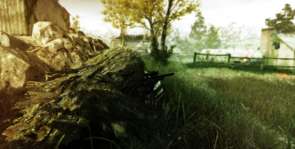 Call of Duty MW3 Modern Warfare Infinity Ward Robert Bowling