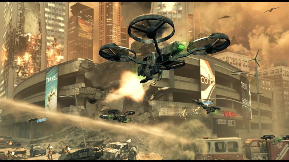 Black Ops 2 Quadrotor