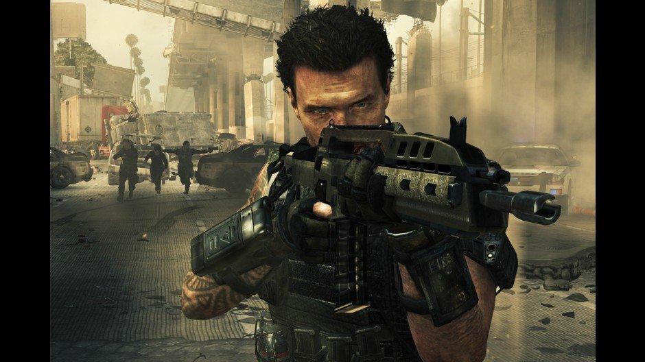 Black Ops 2's David Mason
