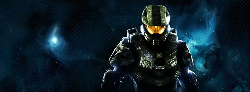 Halo 4 Timeline Cover Photo for Facebook