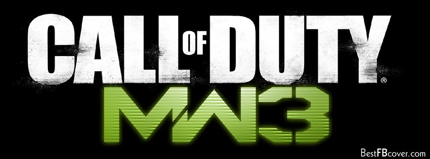 Call of Duty Modern Warfare 3 Timeline Profile Cover Photo