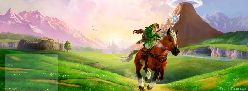 Ocarina of Time 3D Timeline cover photo