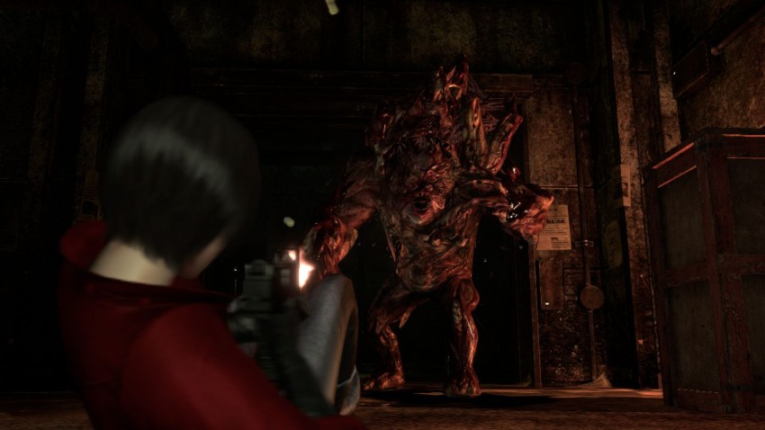 The Free Resident Evil 6 DLC unlocks the Ada campaign from the beginning of the game.
