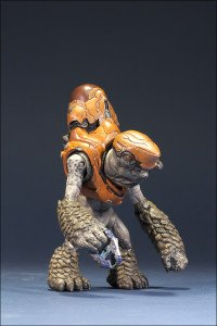 Halo 4 Grunt - Storm Grunt figure from the mcfarlane series halo 4 toys