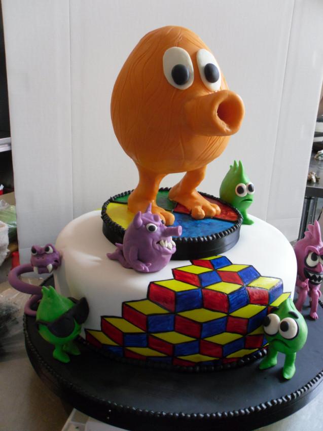 qubert cake