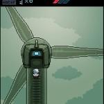 Anodyne: turbine power