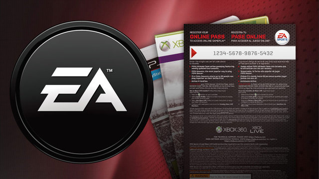 EA scrapping online passes
