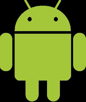 العربية: Android logo