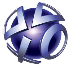 Logo of the PlayStation Network